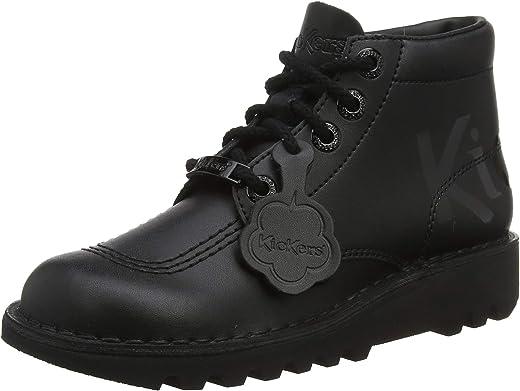 Kickers Kick Hi Luxe Boy's Classic Boots