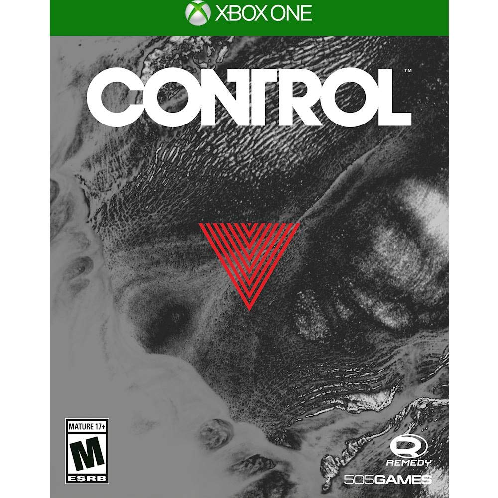 Control Deluxe Edition [Xbox One ...