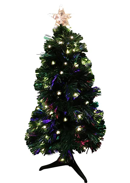 3 Foot Prelit Christmas Trees.3 Ft 90 Cm Led Christmas Tree Pre Lit Lights Small Artificial Green Xmas Baubles With Stand