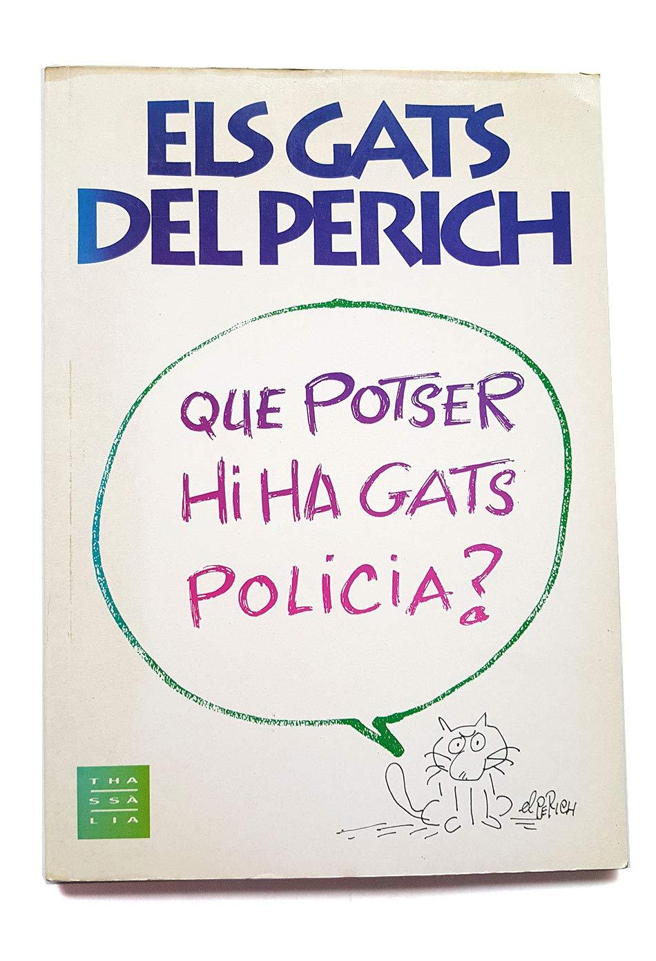 Els gats del Perich