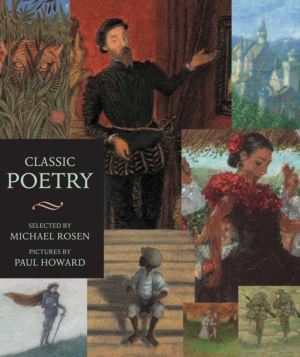 Classic Poetry: Candlewick Illustrated Classic (Candlewick Illustrated Classics) by Brand: Candlewick (Image #1)
