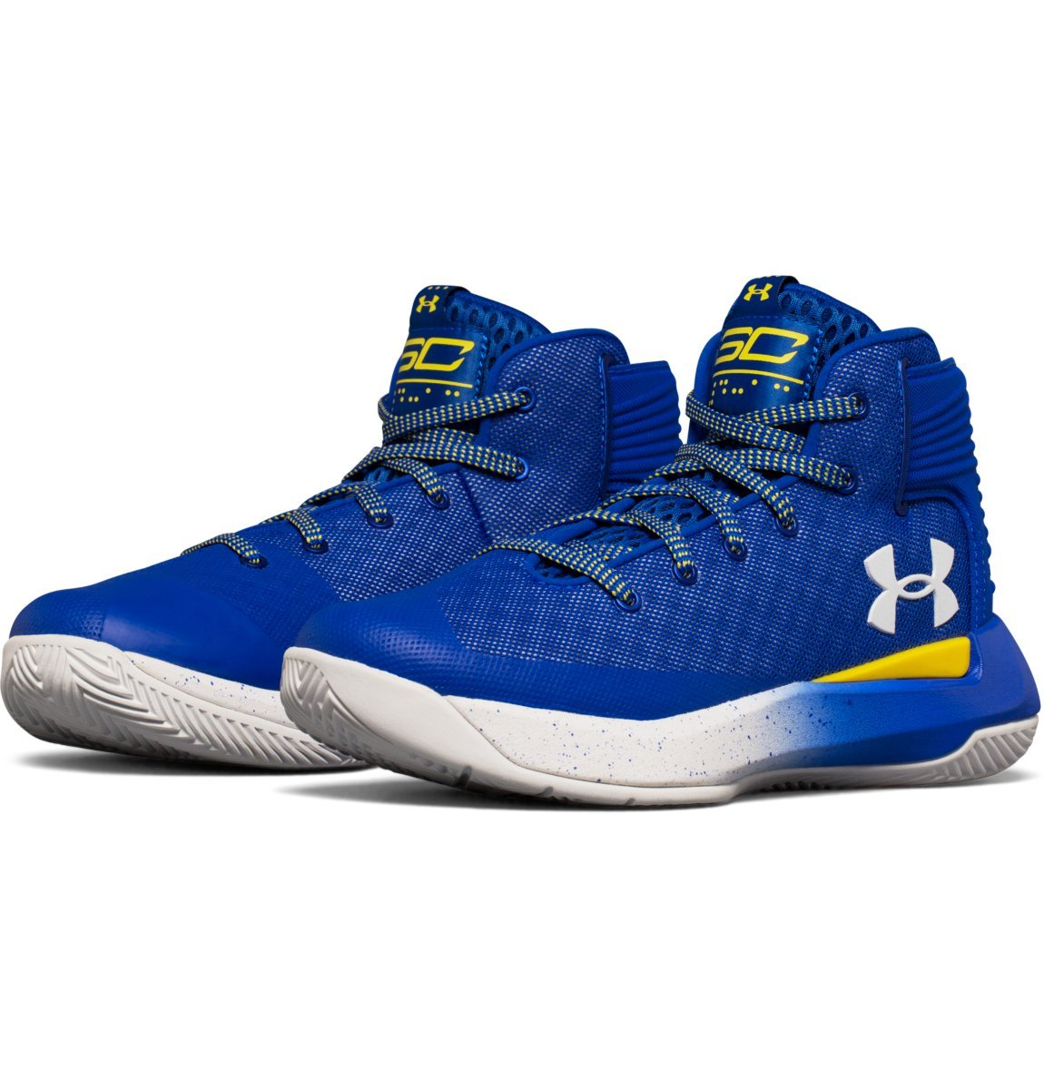 check out dfb1f f8e94 Galleon - Under Armour Kids Boy s UA GS Curry 3ZERO Basketball (Big Kid) Team  Royal White 5.5 M US Big Kid M