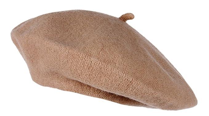 5a83faeee22db TOP HEADWEAR TopHeadwear French Wool Beret