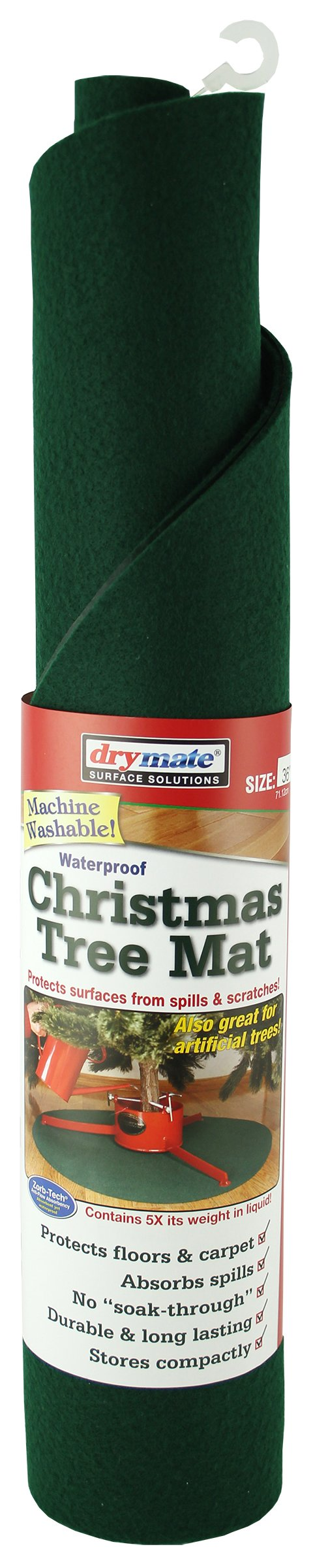 Drymate CTS36 Christmas Tree Stand Mat, 36'' by Drymate (Image #2)