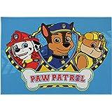 Disney Kiddy - Alfombra de Juegos para niños, Lavable, Azul (Patrulla Canina, 95 x 133 cm)