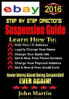 Amazon com: How to Beat An Ebay Suspension 2015 eBook: John