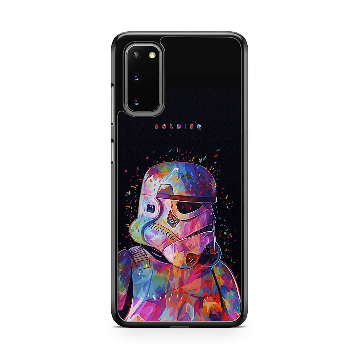 Inspired by Star Wars Soldier Case for Samsung Galaxy A51 A50 A20 Case Galaxy A10e Stormtrooper Phone Cover M37