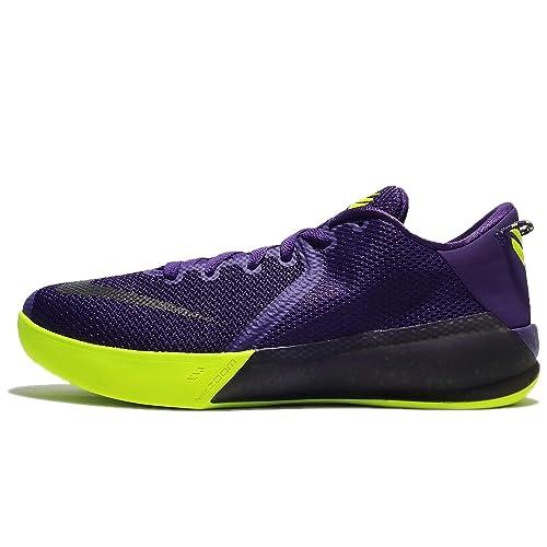 the best attitude c60f3 6f472 Nike Men s Zoom Kobe Venomenon 6 EP, Court Purple Volt-Black, 8.5