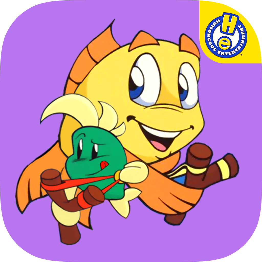 Freddi fish and luther 39 s water worries online game code for Freddi fish online