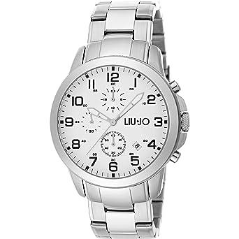 orologio cronografo uomo Liujo Jet casual cod. TLJ1159  Amazon.it  Orologi e2d4bf63a4c