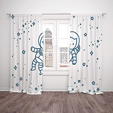 Juego de 2 cortinas de cocina para ventana, decoración de tatuaje ...