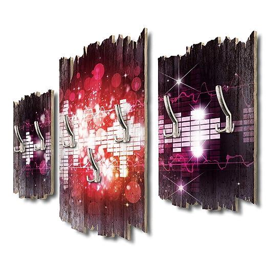 Kreative Feder DTGH130 - Perchero de Pared (95 x 60 cm ...
