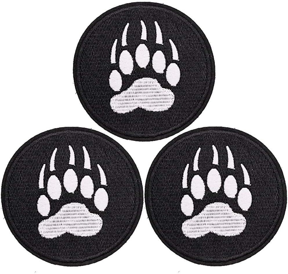 Parches para coser o planchar, diseño de oso: Amazon.es: Juguetes ...