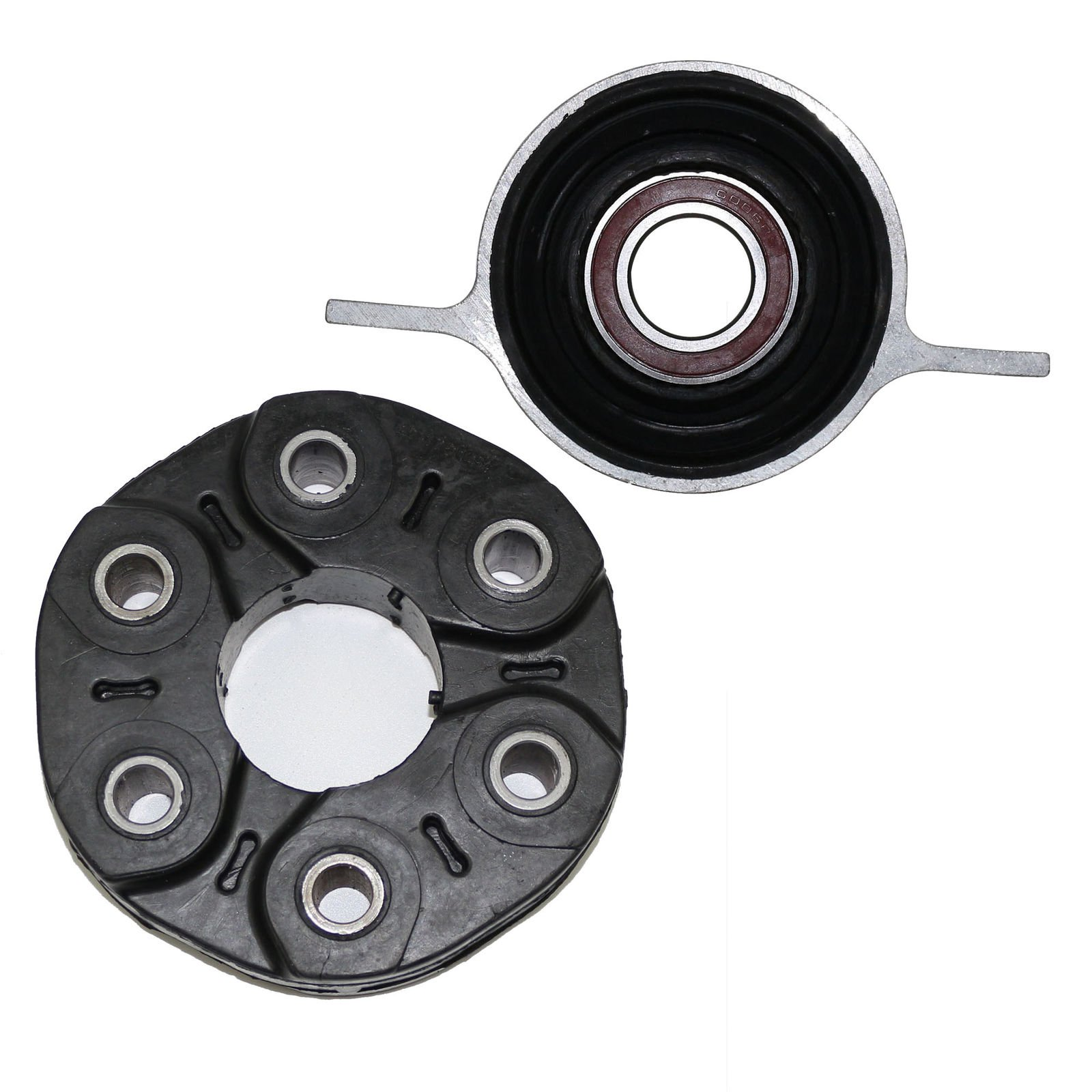 K KARL Drive Shaft Center Support Bearing & Flex Disc Joint Kit AFDDS343-296