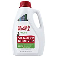 Deals on Natures Miracle Stain and Odor Remover Cat 1 Gallon Pour