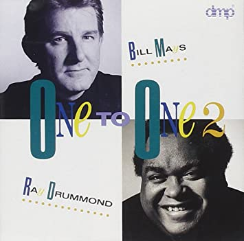 Image result for Pianist Bill Mays & Bassist Ray Drummond