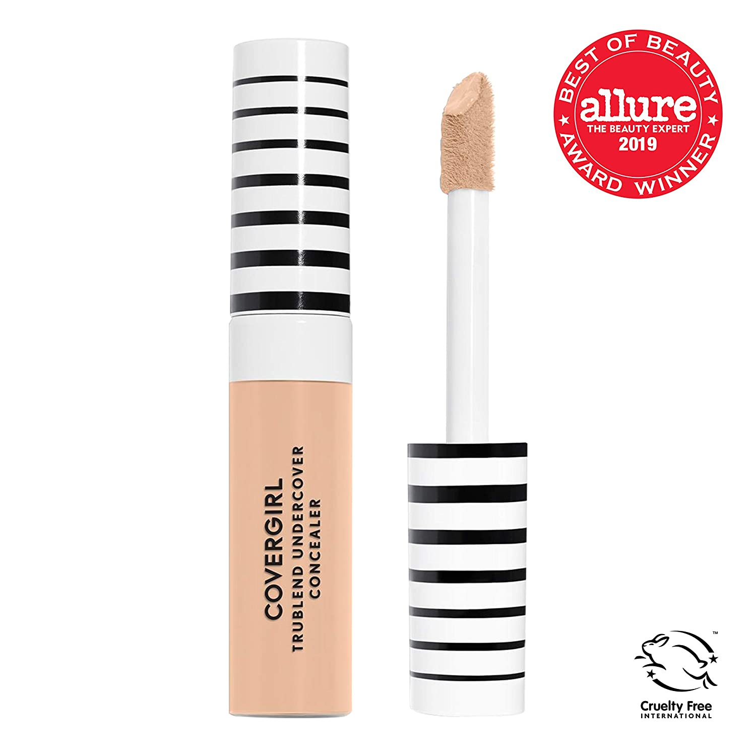 Covergirl TruBlend Undercover Concealer, Classic Beige, Pack of 1