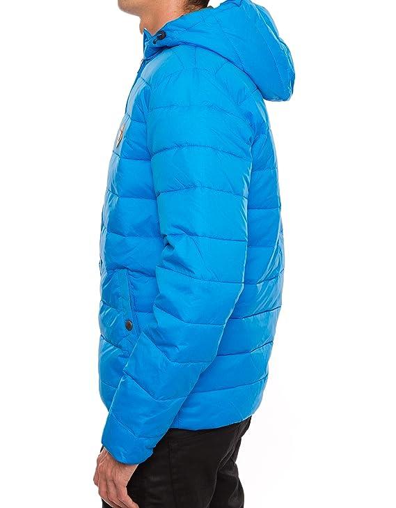 446fd581499b Jack And Jones - Blousons et veste Jack And Jones case doudoune bleu -  Taille XL  Amazon.fr  Vêtements et accessoires