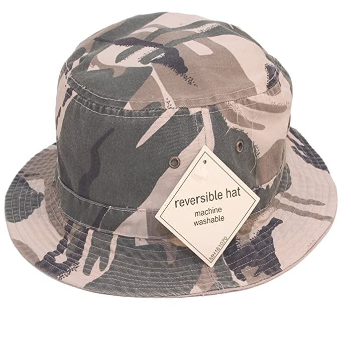 84f32a29796 Amazon.com  SSP Hats Men s Military Bush Hat Army Style Jungle ...