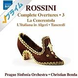 Rossini: Complete Overtures, Vol. 3