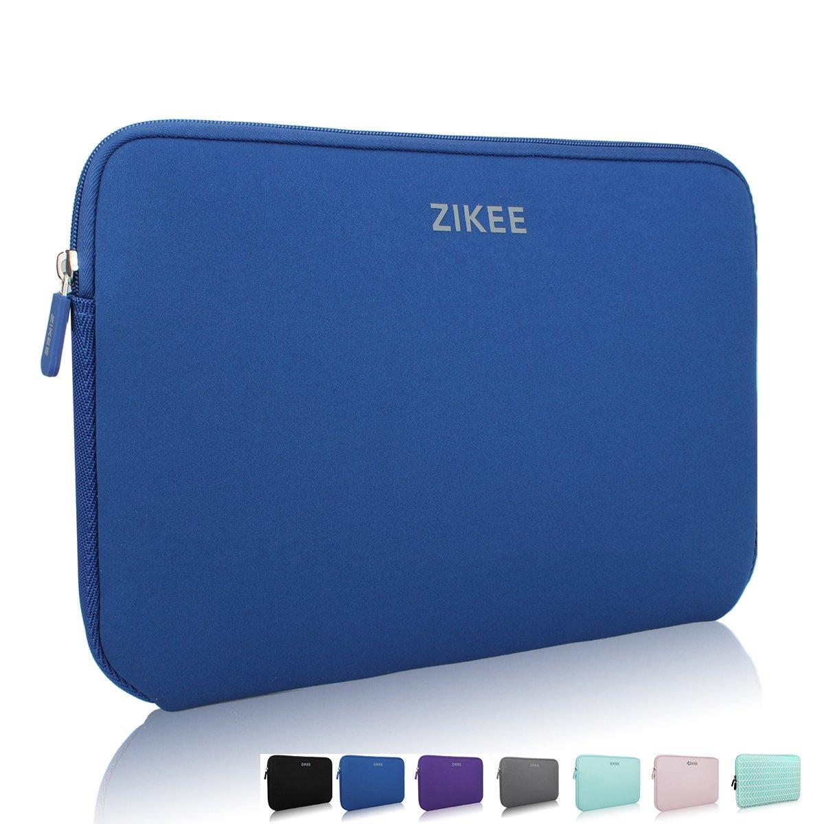 zikee housse ordinateur portable 15 15 6 pouces pc portable pochette ebay. Black Bedroom Furniture Sets. Home Design Ideas
