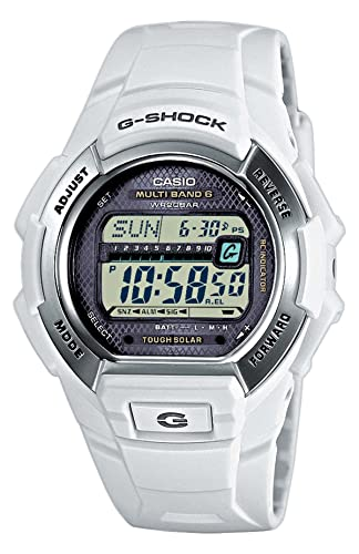 Casio GW-M850-7ER - Reloj digital automático para hombre con correa de resina, color dorado: Amazon.es: Relojes