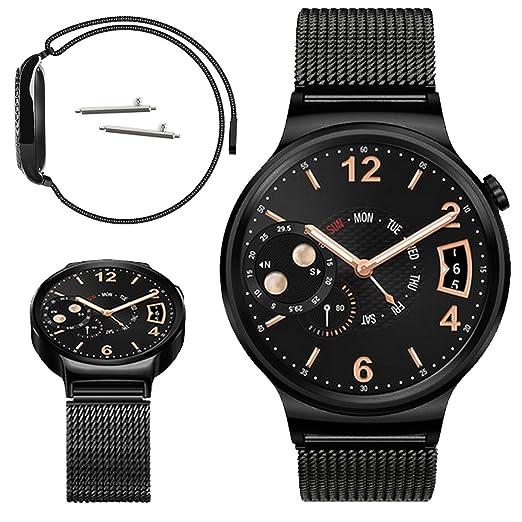 Moto 360 2 pulsera, Sund AREE Milanese 20 mm Motorola Reloj de ...