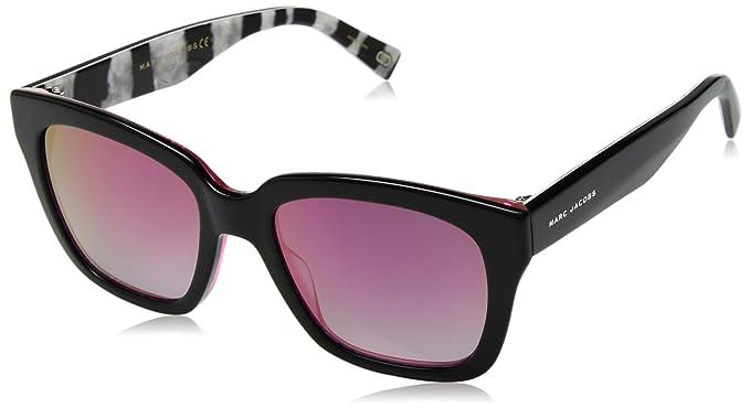 80f707c756 Marc Jacobs Marc 229/S VQ 2PM 52 Montures de lunettes Noir (Bkfuchsglttr/