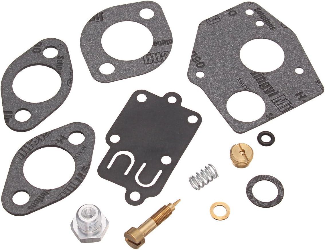 Viviance Carburateur Carb R/éparation Reconstruire Kit pour Briggs Stratton 495606 494624 3Hp-5Hp