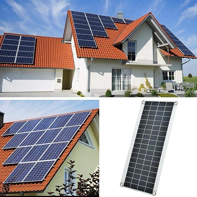 syst/èmes d/énergie solaire Cellule solaire polycristalline de panneau solaire imperm/éable de 20W projets scientifiques id/éal pour la maison de bricolage