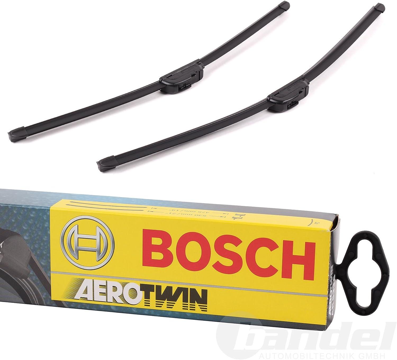 Bosch Aerotwin Scheibenwischer Set Vorne A225s 650mm 530mm Auto