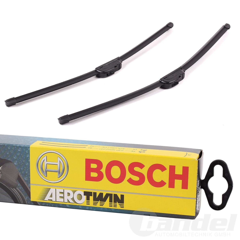 original BOSCH AEROTWIN PERFORMANCE SCHEIBENWISCHER SET VORNE A642S 650+425mm