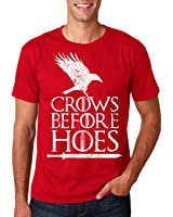 AW Fashion's Crows Before Hoes - Nights Watch Brother Hood Premium Men's T-Shirt