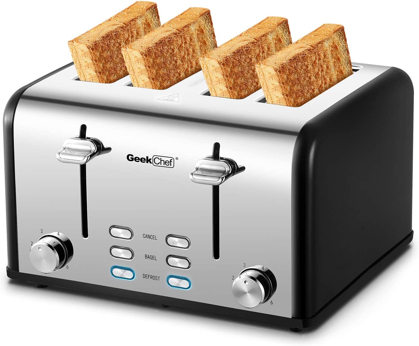 Free Amazon Promo Code 2020 for 4-Slice Toaster Stainless Steel