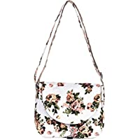 Crafts My Dream Women's Sling Bag Multi colour (CMD2904)