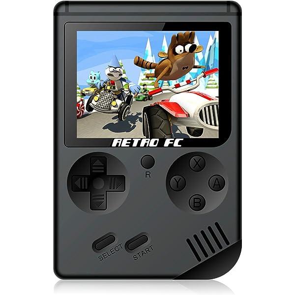 Consola Game Boy Advance con juegos clásicos de GBA cartucho DIGI ...
