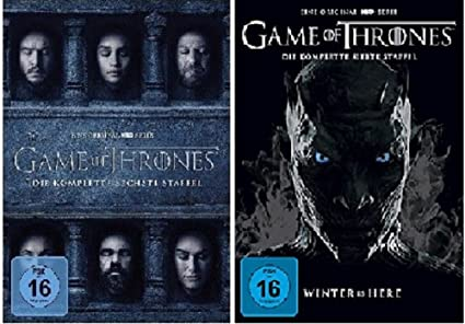 Game Of Thrones Staffel 67 Dvd Set Amazonde Peter Dinklage
