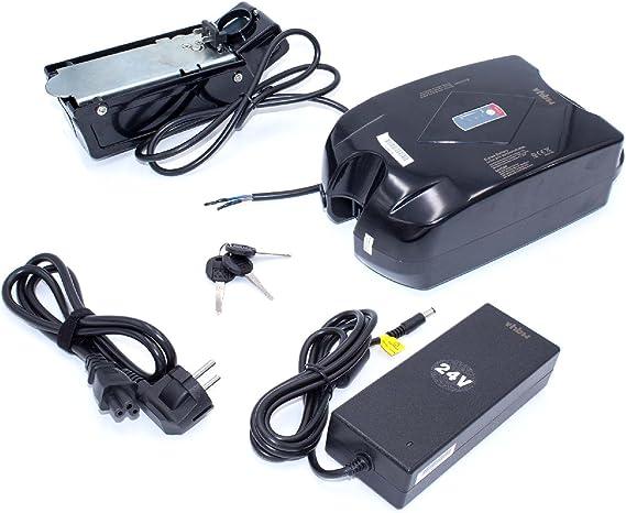 vhbw Batería Li-Ion 9A (24V) para Ebike Bicicleta eléctrica ...