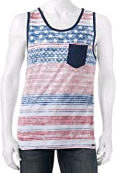 a41c5c2b431ab Ocean Current Young Men s Senate Flag Tank Top Red White Blue