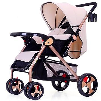 Sillas De Paseo Ligero Carritos De Bebe Plegable Carro Bebe De Viaje Por Cochecito De Bebé De 0-36 Meses Niños Deportivo Fold Capacidad Plegable Max 15 Kg ...