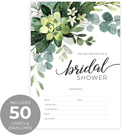 up to 30 players! Any theme Personalized Pass The Envelope Bridal Shower Game