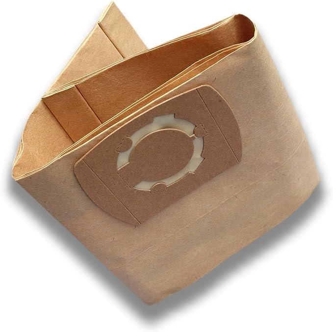 Candeur sacs en papier pour Vax commercial VCC11//VCC-11 Aspirateurs-Lot de 5
