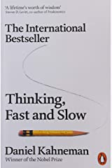 Thinking, Fast and Slow (Penguin Press Non-Fiction) Paperback