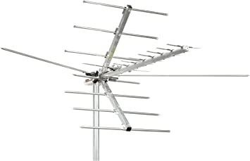 Channel Master CM-3010HD STEALTHtenna 50 Outdoor TV Antenna Directional Up to 5