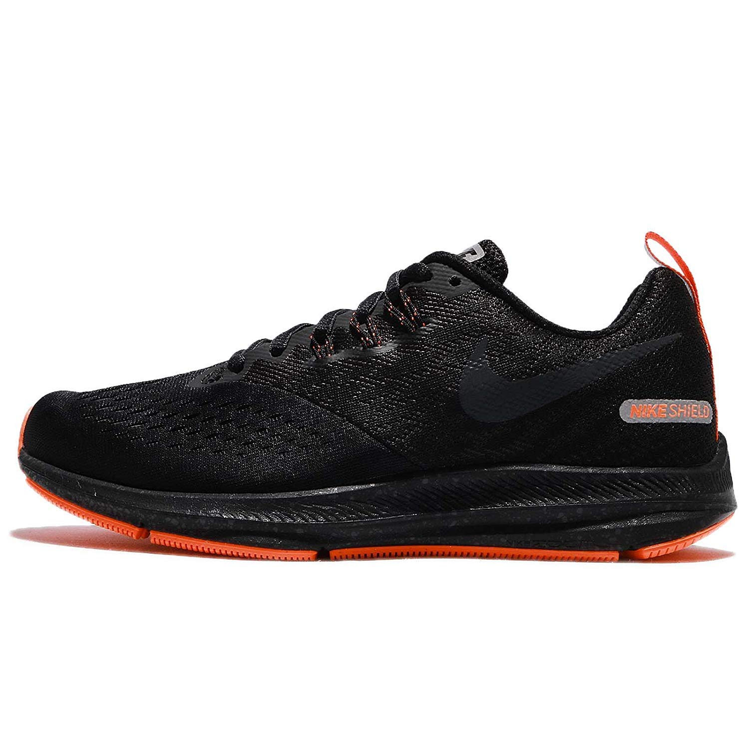 Black Anthracite-anthracite Nike Women's Zoom Winflo 4 Running shoes