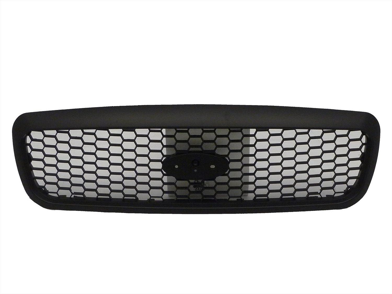 Amazon com ford crown victoria 03 11 front grille car black sam automotive