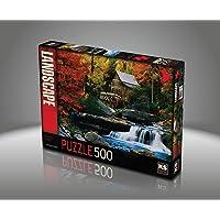 Ks Games Autumn Chalet Katherine Puzzle 500 11336