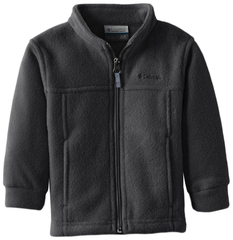 65376f5e1 Columbia Baby Boys  Steens Mt Ii Fleece Jacket  Amazon.in  Clothing ...