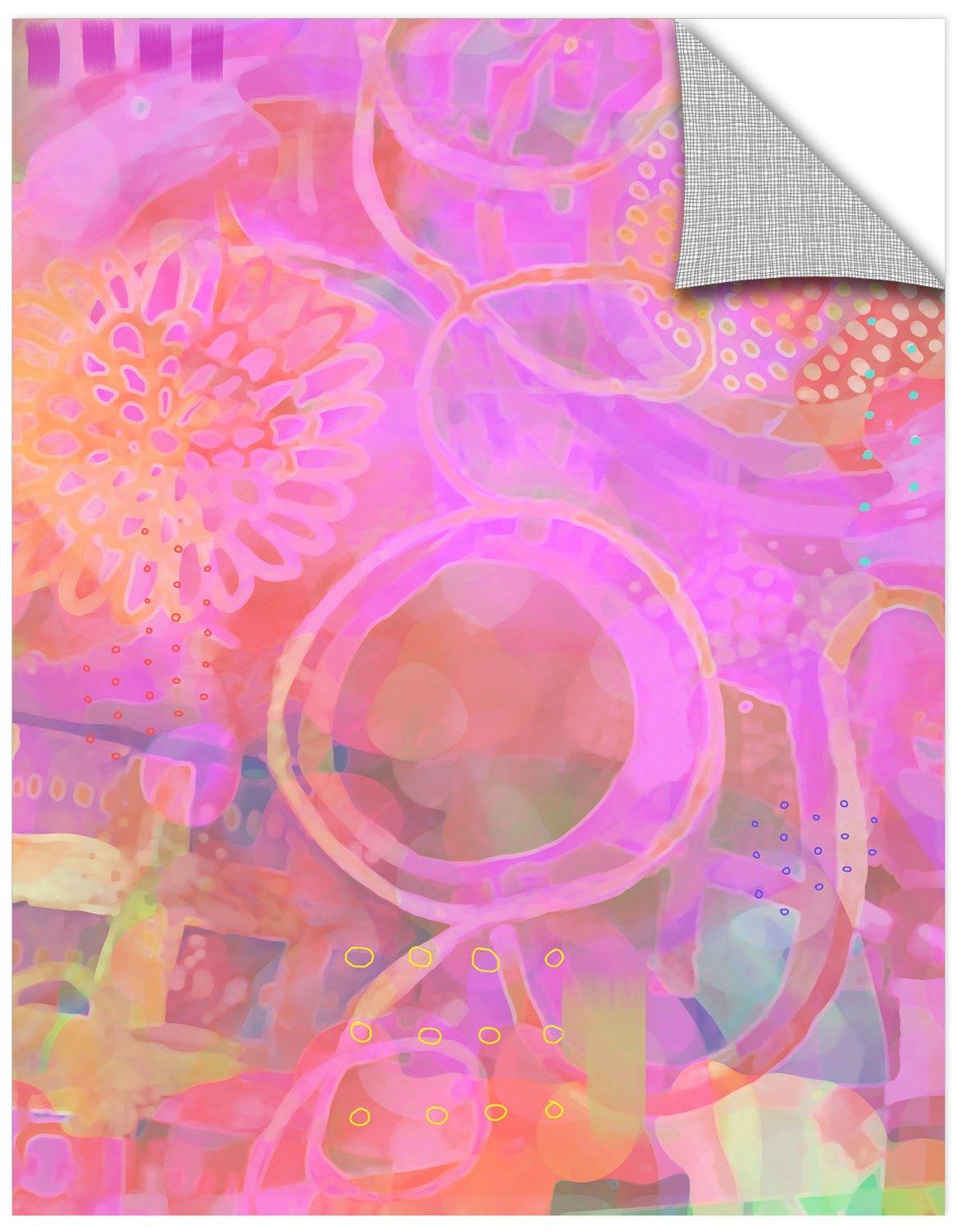 Delores Orridge Naskrent Love Story Gallery Wrapped Canvas 14X18