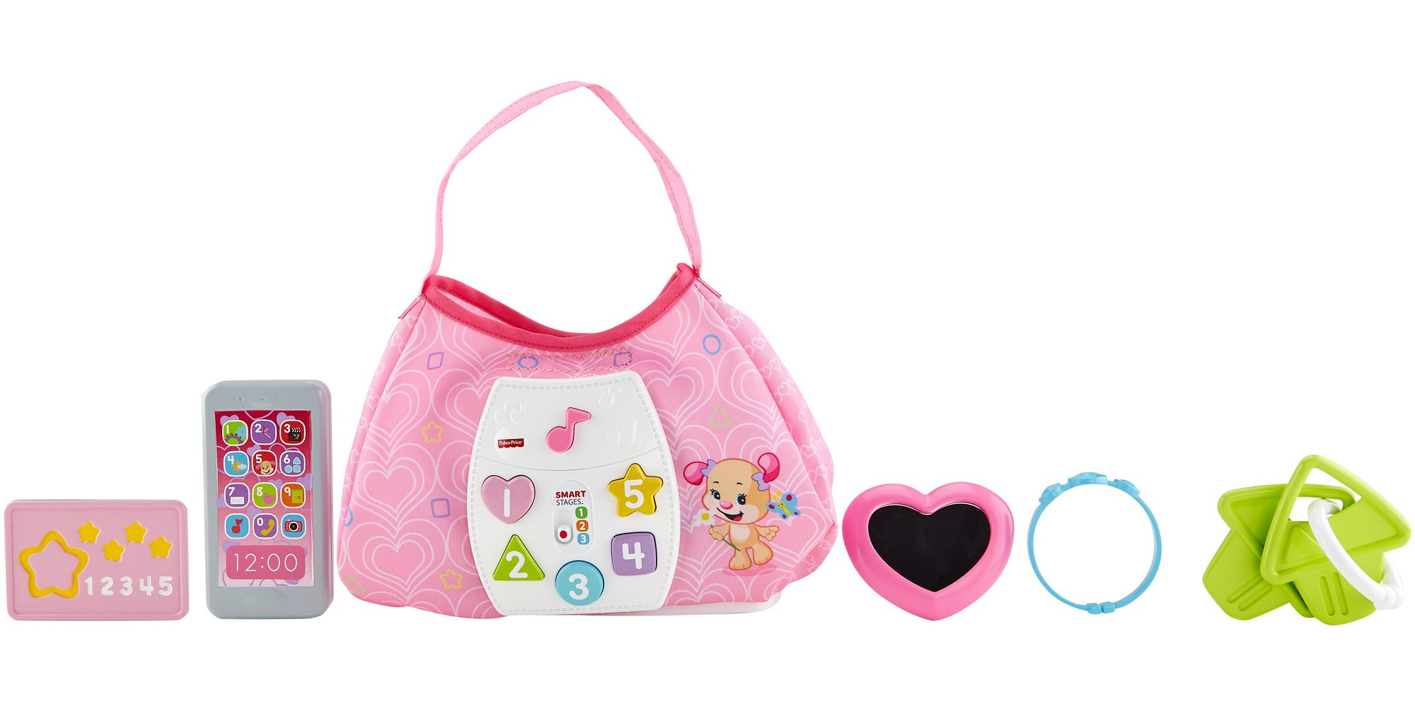 Fisher-Price Laugh & Learn Sis' Smart Stages Purse by Fisher-Price (Image #3)